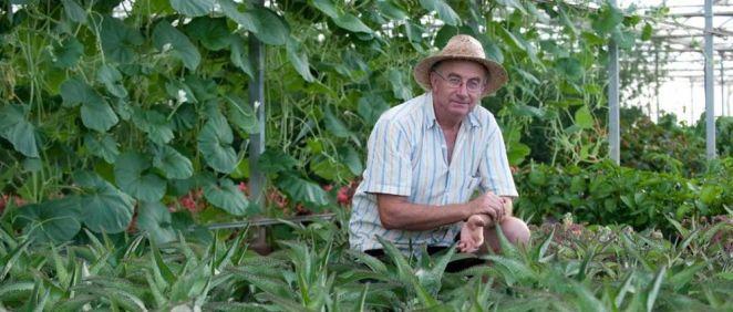El agricultor y divulgador de pseudociencias, Josep Pàmies