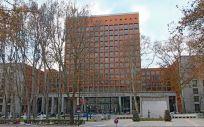 Sede del Ministerio de Sanidad, Consumo y Bienestar Social.