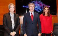 El presidente regional, Ángel Garrido, ha inaugurado hoy el primer simposium extraordinario de la Fundación Querer
