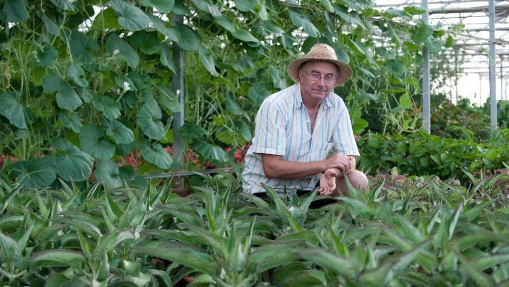 Josep Pàmies, agricultor y divulgador de pseudoterapias