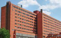 Fachada del Hospital de Guadalajara