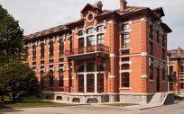 Fachada exterior del Hospital Universitario Basurto.