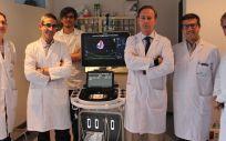 El hospital universitario ha adquirido un nuevo equipo que posee tecnología de última generación para el diagnostico cardiológico