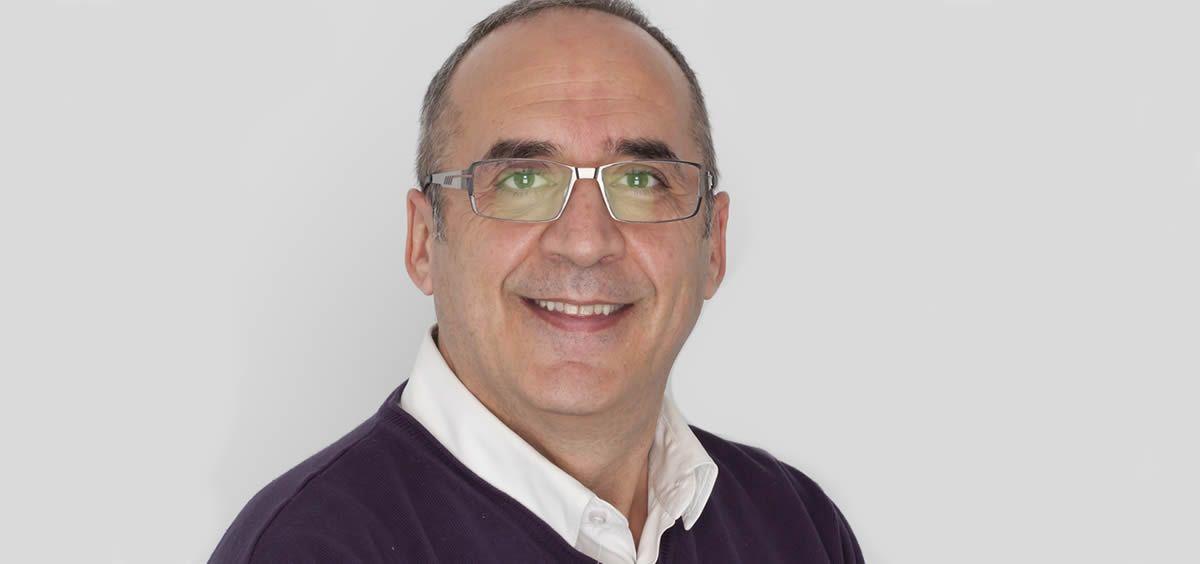 El presidente de la Asociación Española de Genética Humana (AEGH), Juan Cruz Cigudosa.