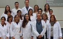 Grupo de investigadores Diamet del Iispv Ciberdem