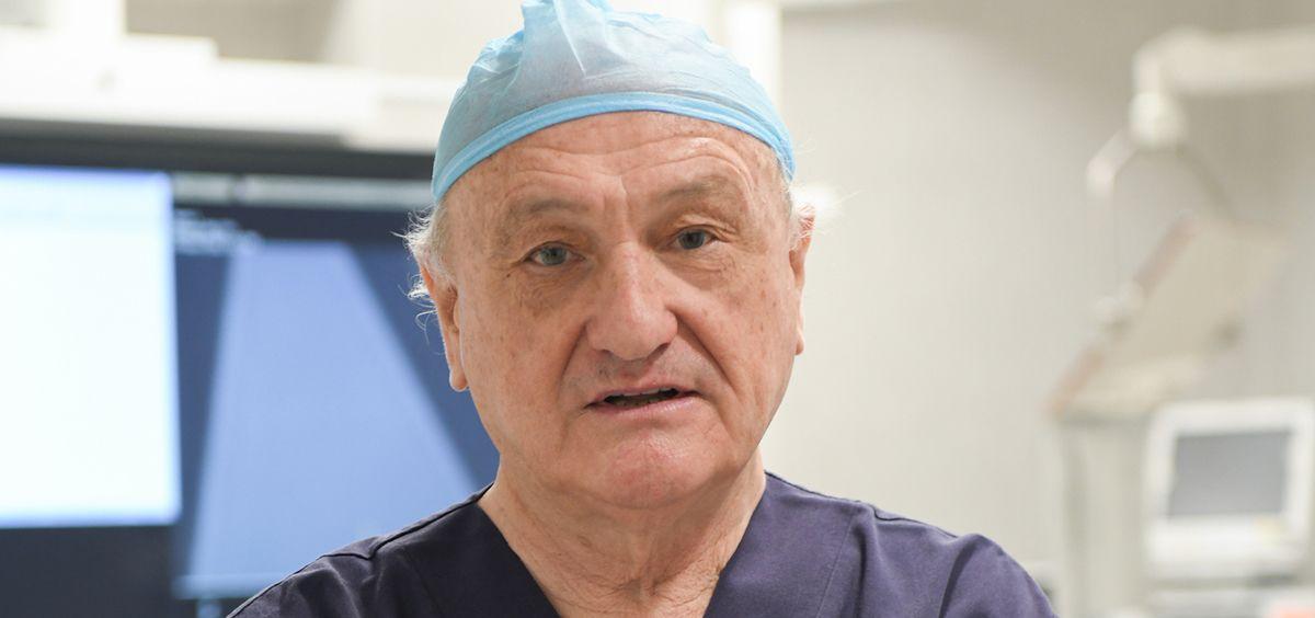 Doctor Jesús Paylos.