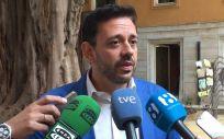 El portavoz de Política Social del Grupo Parlamentario Popular en las Cortes Valencianas, José Juan Zaplana   Foto: PPCV