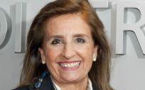 La presidenta de la AEP, la doctora María José Mellado
