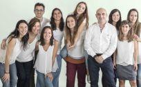 Investigadores de la Unidad de Investigación Clínica de Tumores Hematológicos H12O-CNIO que han liderado el estudio