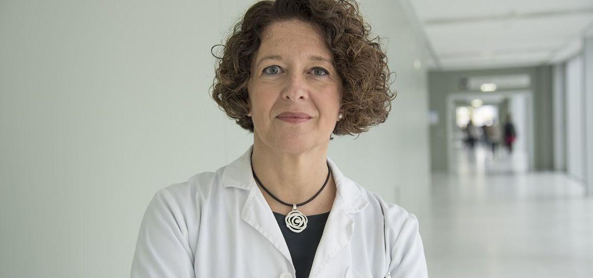 Ruth Vera, presidenta de la Sociedad Española de Oncología Médica (SEOM), una de las organizaciones encargadas de redactar las 68 recomendaciones