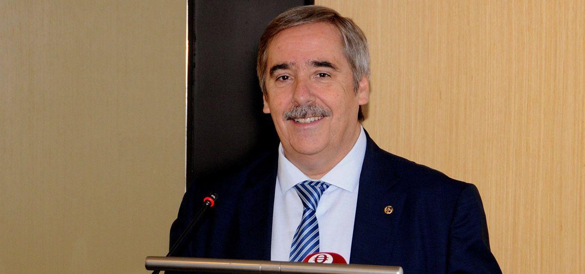 Fernando Mugarza, director de Desarrollo Corporativo y Comunicación del Instituto para el Desarrollo e Integración de la Sanidad (Fundación IDIS)