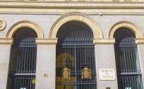 Sede del Tribunal de Cuentas, en Madrid.