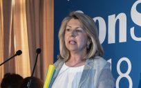 María Río, directora general de Gilead en España (Foto. ConSalud.es)