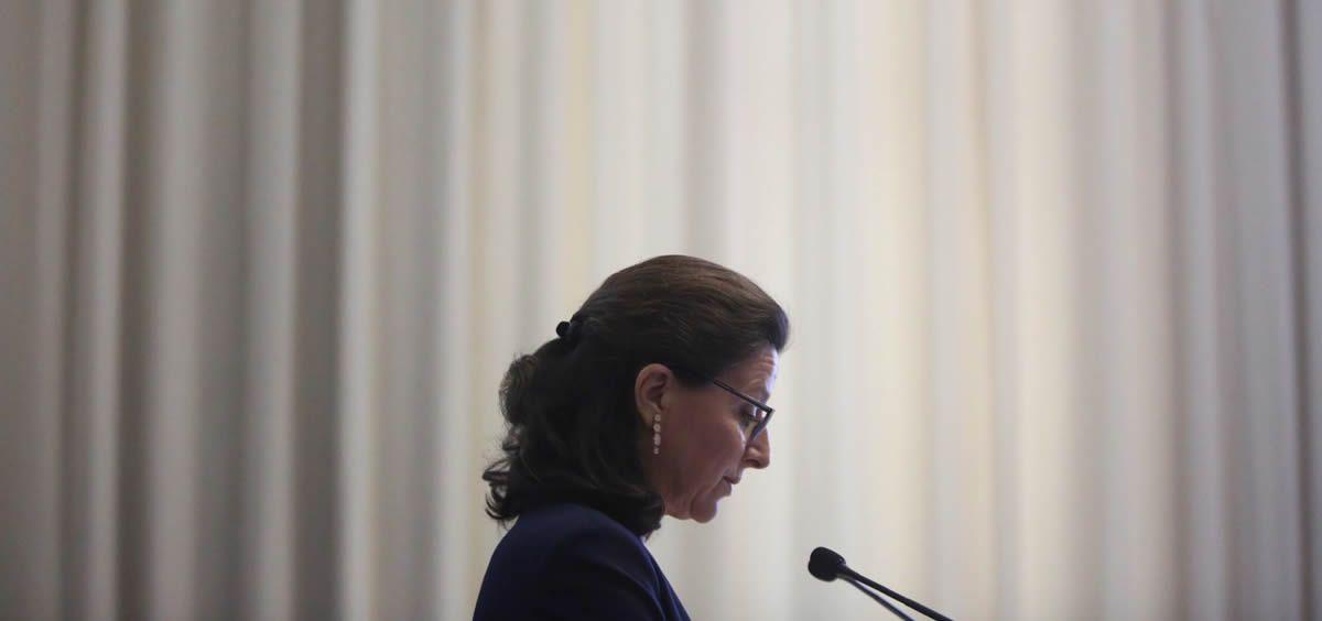 La ministra de Sanidad francesa, Agnès Buzyn. / Foto: Ministerio de Salud de Francia
