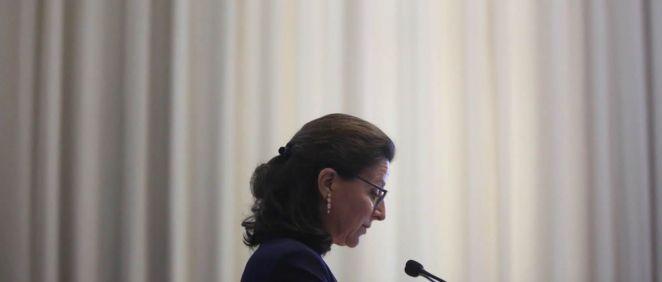 La ministra de Sanidad francesa, Agnès Buzyn.