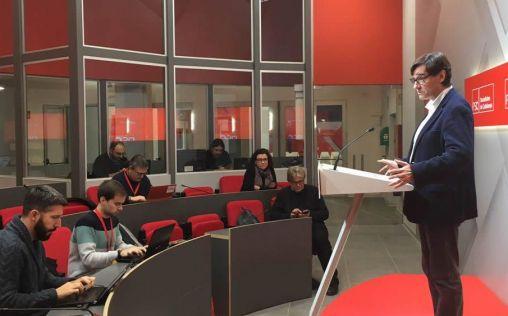 Un filósofo catalán al frente del Ministerio de Sanidad: Salvador Illa, apuesta sorpresa de Sánchez