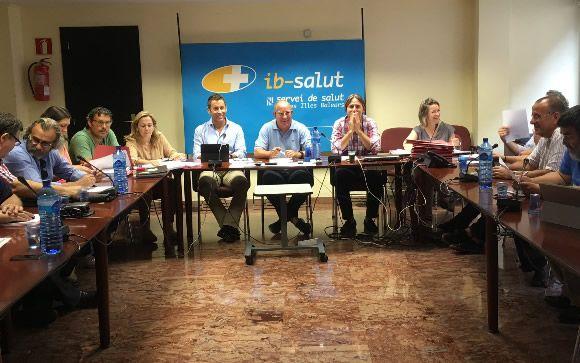 Acuerdo unánime en Baleares para la reactivación de la carrera profesional