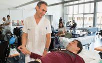 """Desde la organización sindical se recuerda que la labor de Enfermería y Fisioterapia es """"fundamental"""""""