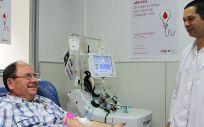 """El Banco de Sangre fomenta la donación por aféresis """"una técnica de extracción que mejora el rendimiento y permite aumentar la frecuencia de donación"""""""