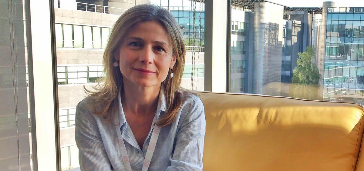 María Jesús Lamas, directora de la Aemps