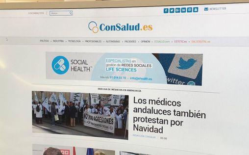 ConSalud.es consolida su liderazgo en Redes Sociales en el sector salud