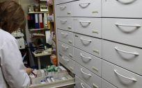 Las oficinas de farmacia también se preocupan por la posibilidad de implantar el modelo inglés de supermercado-farmacia en España. / Nacho Cortés
