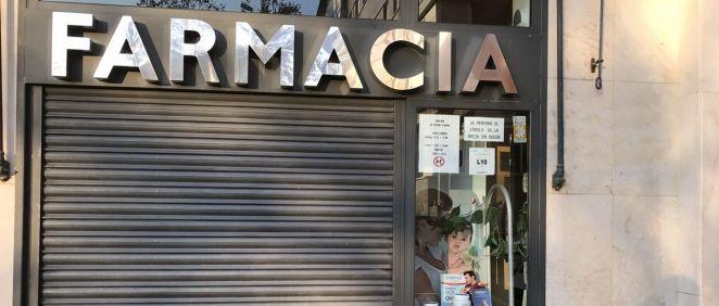 Farmacia. (Foto. ConSalud)