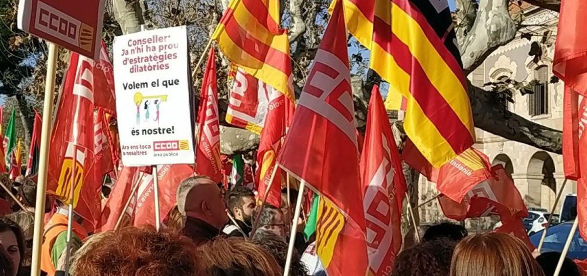 Los facultativos de la sanidad pública catalana están convocados a un paro de 24 horas el 12 de diciembre.