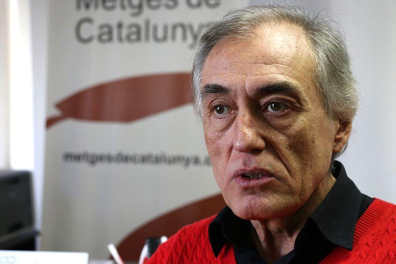 Josep Maria Puig, secretario general de Metges de Catalunya (Foto. Metges)