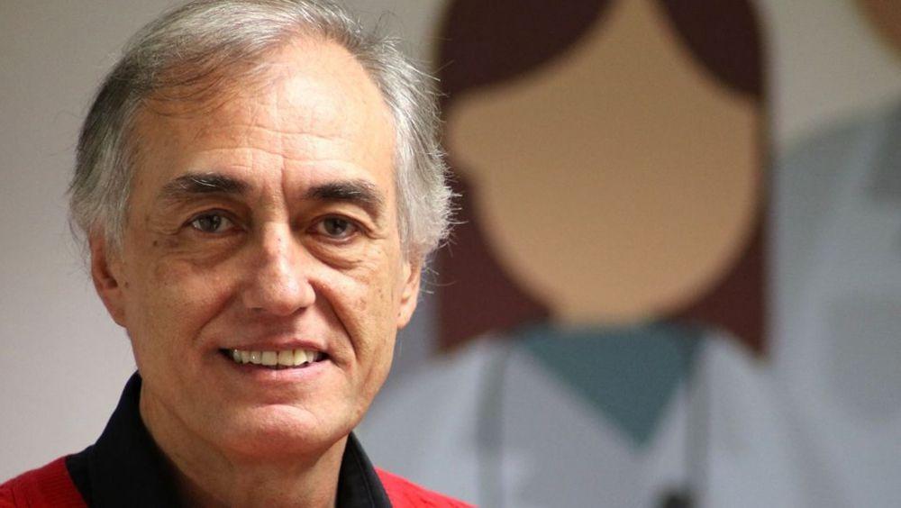 Josep María Puig, secretario general de Metges de Catalunya.