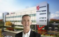 Daniel O'Day, presidente y director ejecutivo de Gilead Sciences