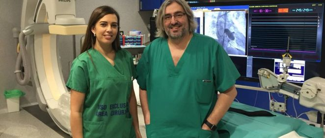 El doctor González Juanatey, jefe de servicio de Cardiología del Hospital Clínico Universitario de Santiago de Compostela