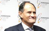 El doctor José Polo, vicepresidente primero de la Sociedad Española de Médicos de Atención Primaria (SEMERGEN)