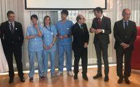 Presentación del Proyecto piloto de Fisioterapia en Atención Primaria. jpg