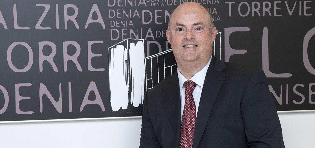 Alberto de Rosa, consejero delegado de Ribera Salud