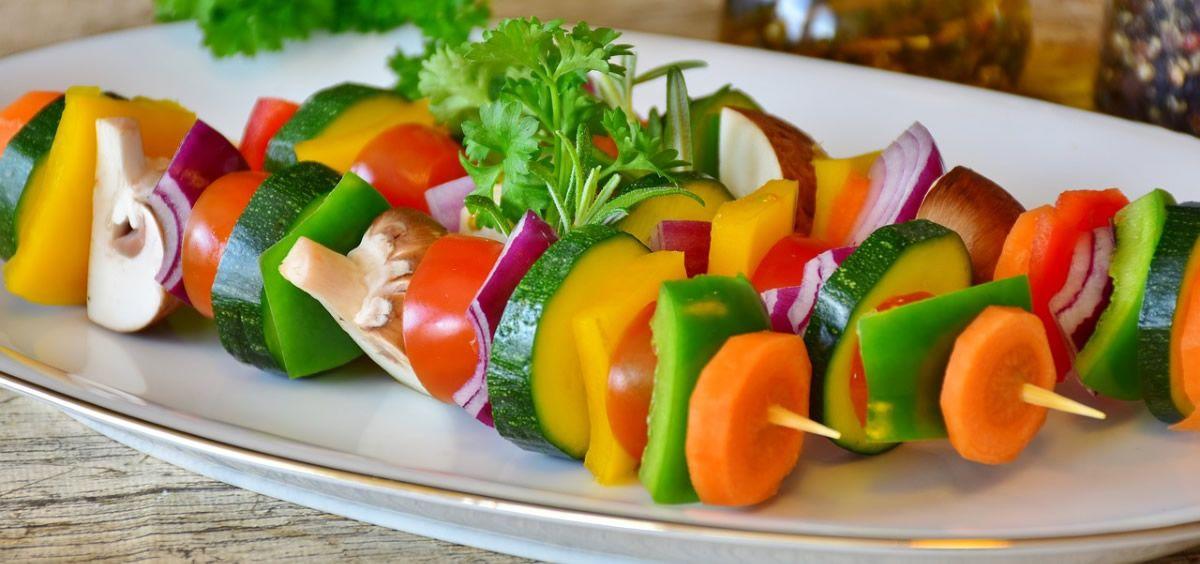 Uno de cada cuatro primeros platos debe incluir verduras, hortalizas o legumbres como base principal en una dieta saludable