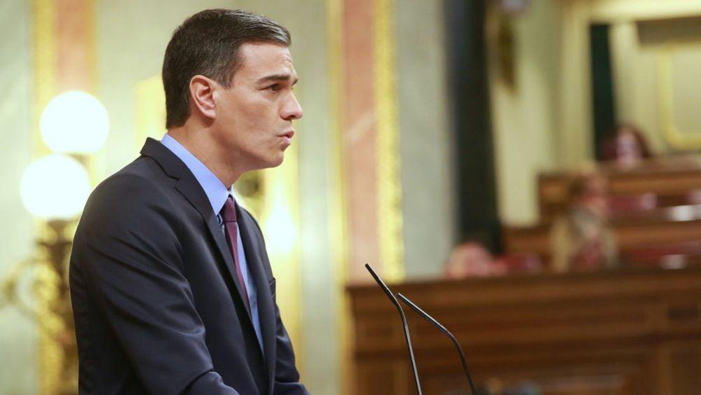 Pedro Sánchez, presidente del Gobierno (Foto: Congreso de los Diputados)