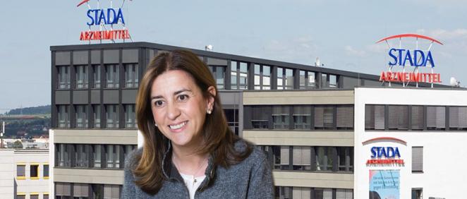 Mar Fábregas, directora general de Stada en España.