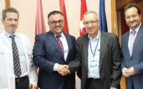 El Clínico San Carlos y el Servicio Canario de Salud firman un protocolo de colaboración