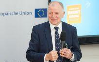 Vytenis Andriukaitis, comisario europeo de Salud.
