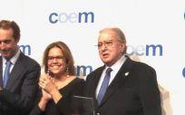 Diego Murillo galardonado por su compromiso con la igualdad de la mujer en el ámbito sanitario
