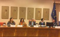 Presentación en el Congreso del informe sobre la situación del dolor en España.