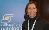 Dra. Blanca Hernández, portavoz de la SER y reumatóloga del Hospital Universitario Virgen Macarena de Sevilla