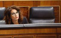 María Jesús Montero, ministra de Hacienda (Foto: PSOE)