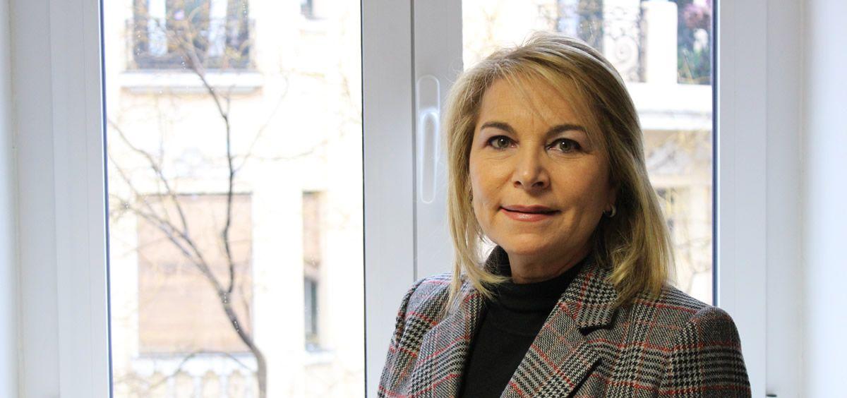 Cristina Contel, nueva presidenta de la Comisión de Sanidad y Asusntos Sociales de CEOE