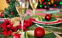 En las múltiples reuniones navideñas con familiares y amigos son frecuentes los excesos alimenticios