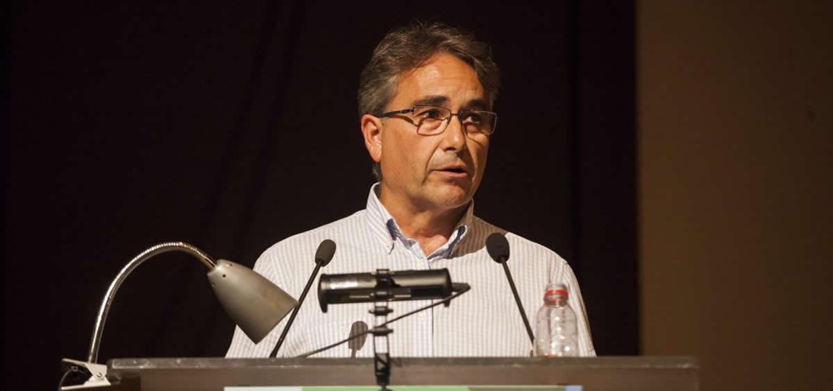 Manuel Cascos, presidente de Satse, sindicato que ha logrado que el INE vaya a cambiar la terminología utilizada hasta el momento