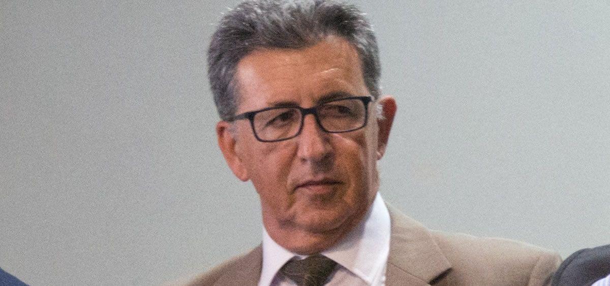 El presidente del Sindicato Médico Andaluz (SMA), Rafael Carrasco Durán.