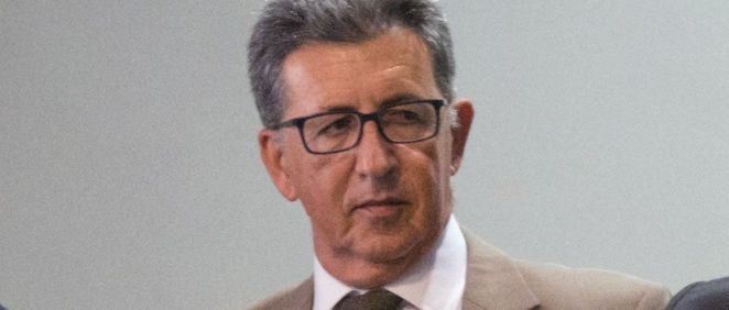 El presidente del Sindicato Médico Andaluz (SMA), Rafael Carrasco Durán. (Foto. SMA)