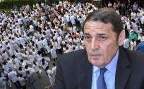 Simecal mantiene el pulso con Antonio María Sáez-Aguado y no desconvocará la huelga de Atención Primaria prevista para esta Navidad.